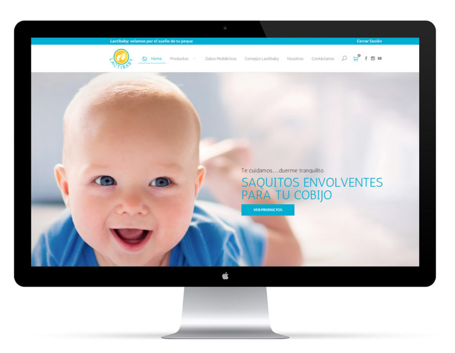 E-commerce Lactibaby